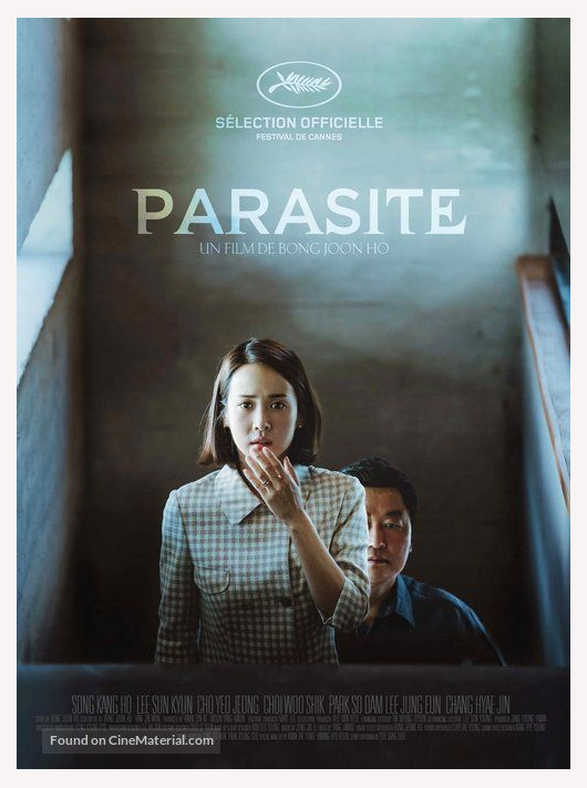 Photo of Parasite the movie poster